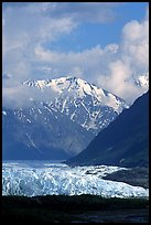 Matanuska Glacier. Alaska, USA ( color)