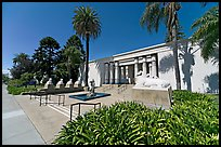 Rosicrucian Museum. San Jose, California, USA ( color)