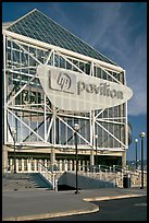 HP Pavilion (former Arena). San Jose, California, USA ( color)