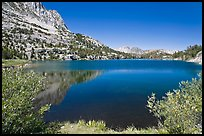 Long Lake, John Muir Wilderness. California, USA ( color)