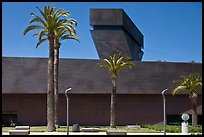 M H De Young memorial museum, Golden Gate Park. San Francisco, California, USA ( color)