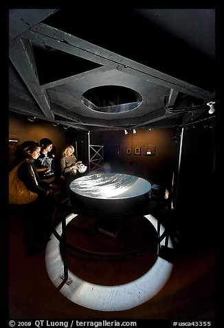 Picture/Photo: Camera Obscura interior, Cliff House. San ...