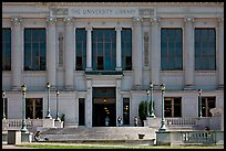 University Library, CAL. Berkeley, California, USA