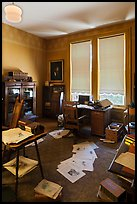 Desk of John Muir, John Muir National Historic Site. Martinez, California, USA ( color)