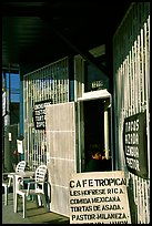 Mexican Cafe. Redwood City,  California, USA ( color)