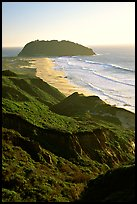 Point Sur. Big Sur, California, USA