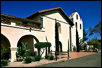 Mission Santa Inez. California, USA