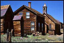 Pictures of Ghost Towns