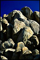 Boulders in Alabama Hills. California, USA