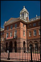 Old Connecticut State House. Hartford, Connecticut, USA (color)