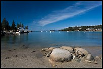 Burnt Cove. Stonington, Maine, USA ( color)
