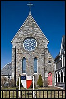 Saint Paul Parish, 1763. Portland, Maine, USA ( color)
