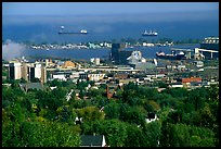 Duluth. Minnesota, USA (color)