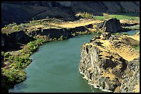 Snake River gorge. Idaho, USA