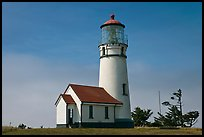 Cape Blanco Lighthouse. Oregon, USA
