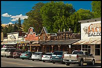 Main Street, Winthrop. Washington ( color)