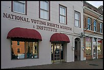 National Voting Rights Museum and Institute. Selma, Alabama, USA ( color)