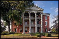 Joseph Smitherman historic building. Selma, Alabama, USA (color)