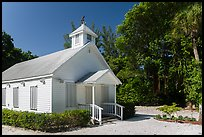 Captiva Chapel by the Sea, Captiva Island. Florida, USA ( color)
