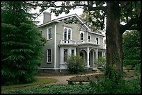Childhood home of Woodrow Wilson. Columbia, South Carolina, USA ( color)