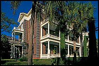 Calhoon Mansion. Charleston, South Carolina, USA
