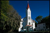 Tabernacle Baptist Church. Beaufort, South Carolina, USA