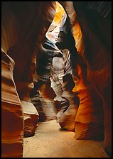 Upper Antelope Canyon. Arizona, USA