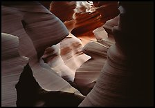 Lower Antelope Canyon. Arizona, USA ( color)