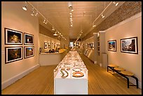 Gallery of fine art. Telluride, Colorado, USA (color)