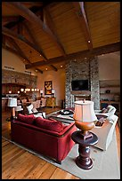 Luxury residence, Peaks resort. Telluride, Colorado, USA ( color)