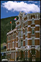 Strater Hotel, Durango. Colorado, USA (color)