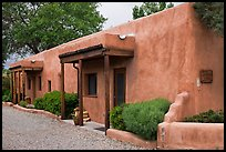 Las Casitas. Taos, New Mexico, USA