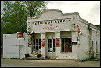 General store. Nevada, USA ( color)
