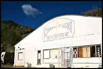 Truth centers, Pioche. Nevada, USA