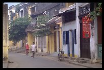 Old houses, Hoi An