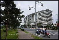 Phu My Hung Urban Area, district 7. Ho Chi Minh City, Vietnam ( color)
