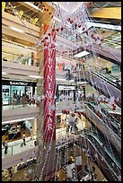 Shopping center. Ho Chi Minh City, Vietnam ( color)
