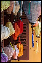 Lanterns for sale. Hoi An, Vietnam ( color)