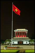 Pictures of Hanoi Ho Chi Minh Mausoleum
