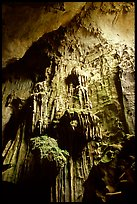 Cave formations, Tam Thanh Cave. Lang Son, Northest Vietnam (color)