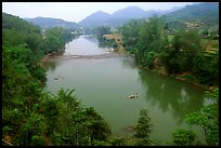 Ky Cung River Valley. Northest Vietnam