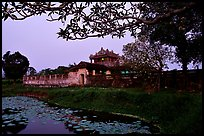 Imperial library, citadel. Hue, Vietnam ( color)