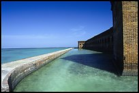 Fort Jefferson, Dry Tortugas National Park.