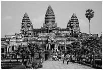 Pictures of Khmer Temples
