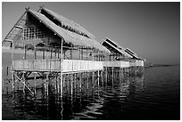 Pictures of Stilt Houses