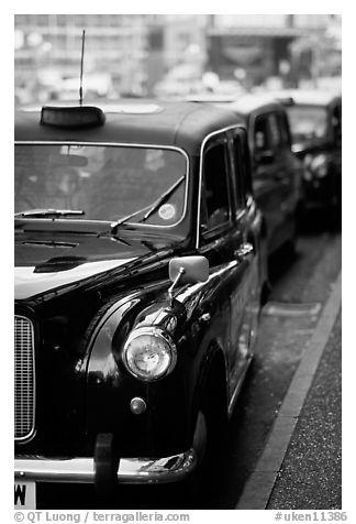 Book a black cab online london
