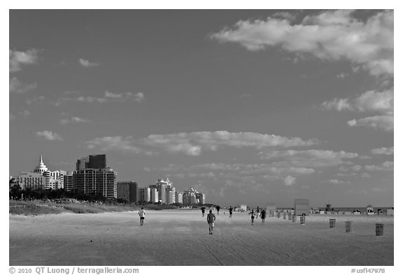 Black beach florida