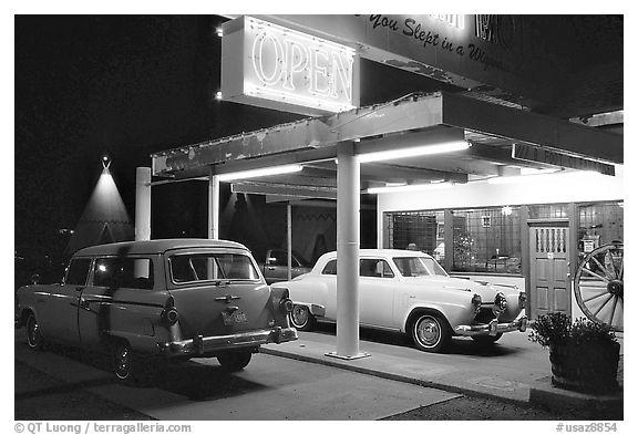 Black And White Classic Car Prints
