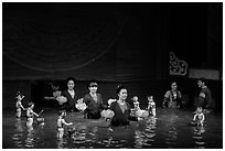 Pictures of Hanoi Water Puppets