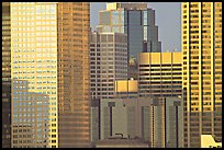 High-rise buildings. Calgary, Alberta, Canada ( color)